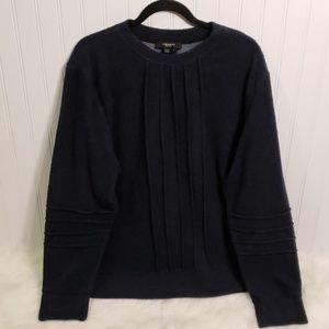 NWOT Twenty Montreal Fleece Pullover Piping Detail